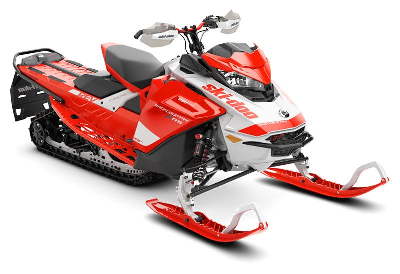 2020 Ski-Doo Backcountry X-RS 154 850 E-TEC ES PowderMax 2.0 in Evanston, Wyoming