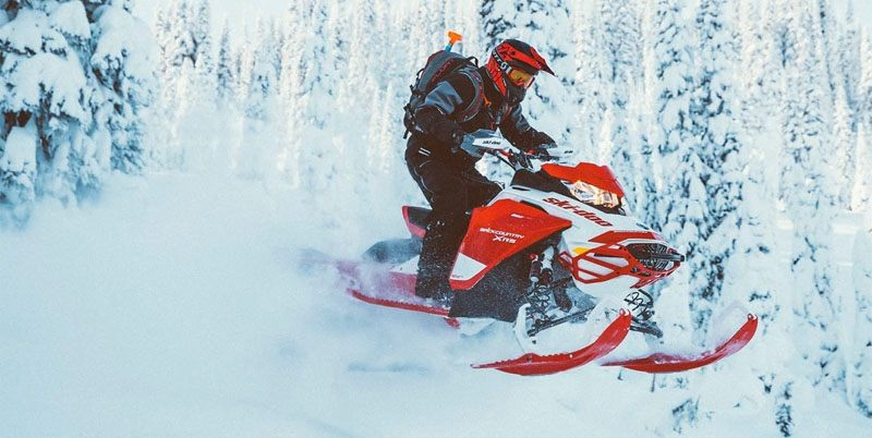 2020 Ski-Doo Backcountry X-RS 154 850 E-TEC ES PowderMax 2.0 in Presque Isle, Maine - Photo 5