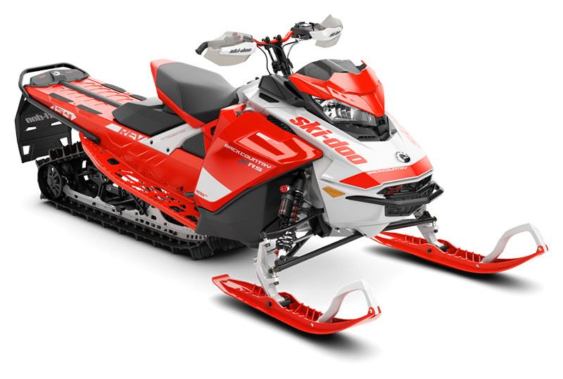 2020 Ski-Doo Backcountry X-RS 154 850 E-TEC SHOT PowderMax 2.0 in Presque Isle, Maine - Photo 1