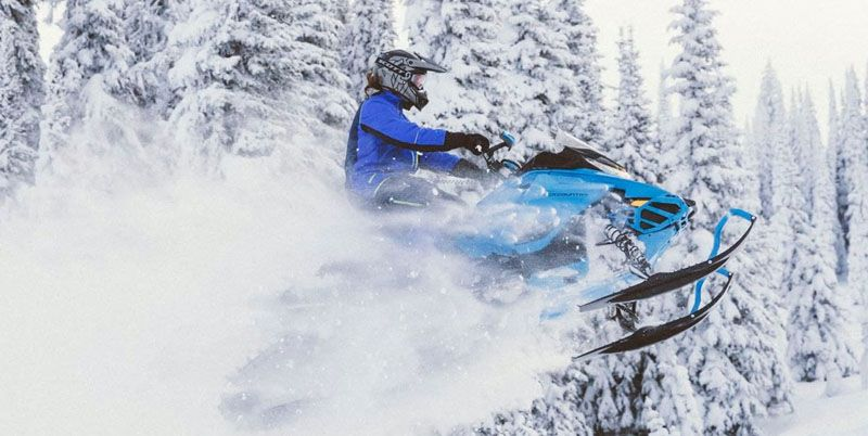 2020 Ski-Doo Backcountry X 850 E-TEC ES PowderMax 2.0 in Saint Johnsbury, Vermont
