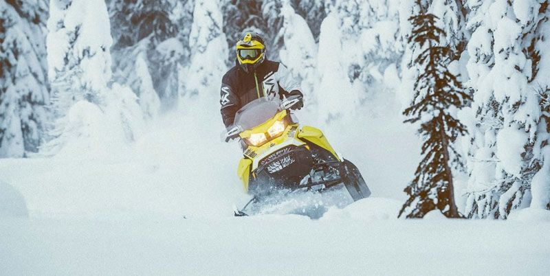 2020 Ski-Doo Backcountry X 850 E-TEC ES PowderMax 2.0 in Wilmington, Illinois
