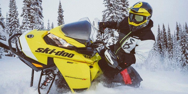 2020 Ski-Doo Backcountry X 850 E-TEC ES PowderMax 2.0 in Presque Isle, Maine - Photo 7