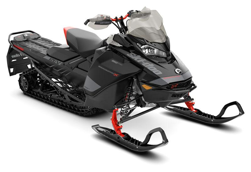 2020 Ski-Doo Backcountry X 850 E-TEC SHOT PowderMax 2.0 in Honesdale, Pennsylvania