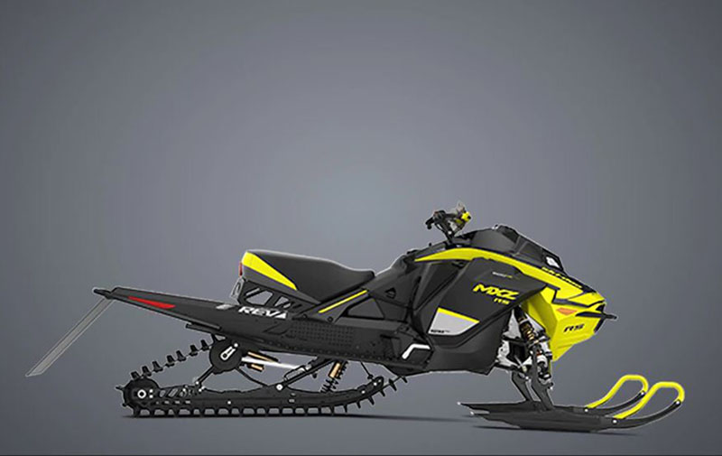 2020 Ski-Doo MXZx 600RS in Sully, Iowa
