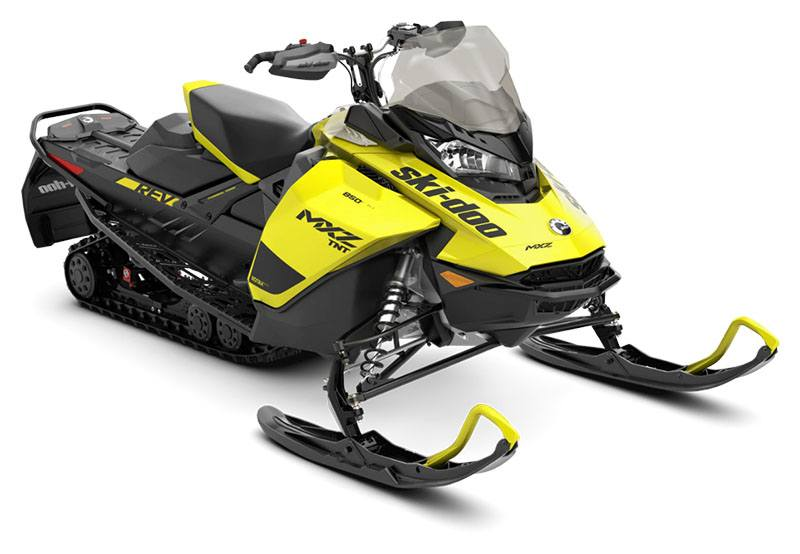 2020 Ski-Doo MXZ TNT 850 E-TEC ES Ice Ripper XT 1.25 in Derby, Vermont - Photo 1
