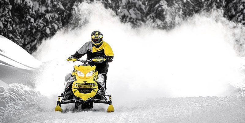 2019 Ski-Doo MXZ X-RS 600R E-TEC Ice Cobra 1.6 w / Adj. Pkg. in Munising, Michigan