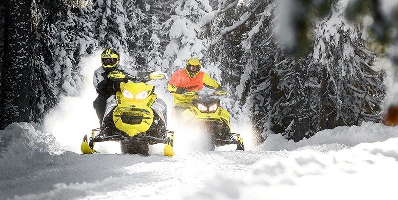 2019 Ski-Doo MXZ X-RS 850 E-TEC Ice Ripper XT 1.25 w / Adj. Pkg. in Woodinville, Washington