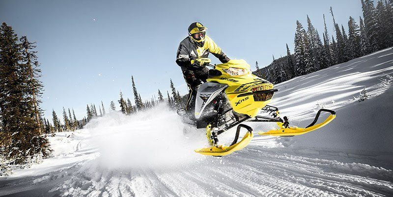 2019 Ski-Doo MXZ X-RS 850 E-TEC Ice Ripper XT 1.25 w / Adj. Pkg. in Island Park, Idaho - Photo 10