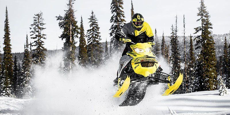 2019 Ski-Doo MXZ X-RS 850 E-TEC Ice Ripper XT 1.25 w / Adj. Pkg. in Presque Isle, Maine