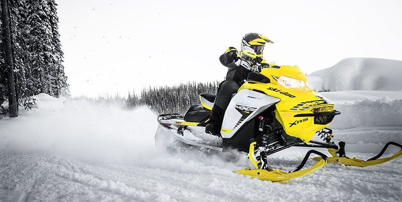 2019 Ski-Doo MXZ X-RS 850 E-TEC Ice Ripper XT 1.25 w / Adj. Pkg. in Munising, Michigan