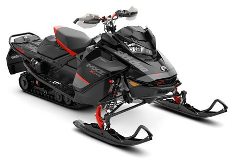2020 Ski-Doo MXZ X-RS 850 E-TEC ES Adj. Pkg. Ice Ripper XT 1.5 in Presque Isle, Maine - Photo 1