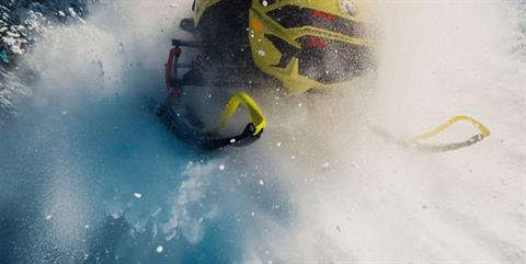 2020 Ski-Doo MXZ X 600R E-TEC ES Adj. Pkg. Ripsaw 1.25 in Evanston, Wyoming - Photo 4