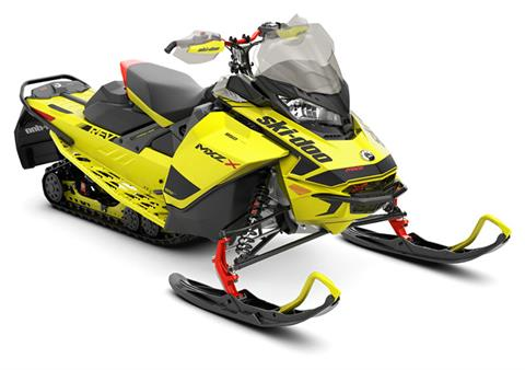 2020 Ski-Doo MXZ X 850 E-TEC ES Ice Ripper XT 1.25 in Muskegon, Michigan
