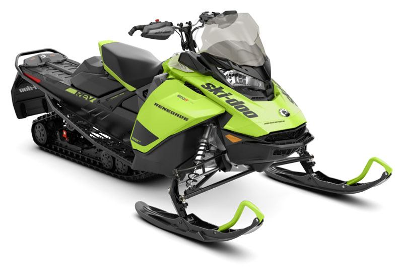 2020 Ski-Doo Renegade Adrenaline 600R E-TEC ES Rev Gen4 (Narrow) in Huron, Ohio - Photo 1