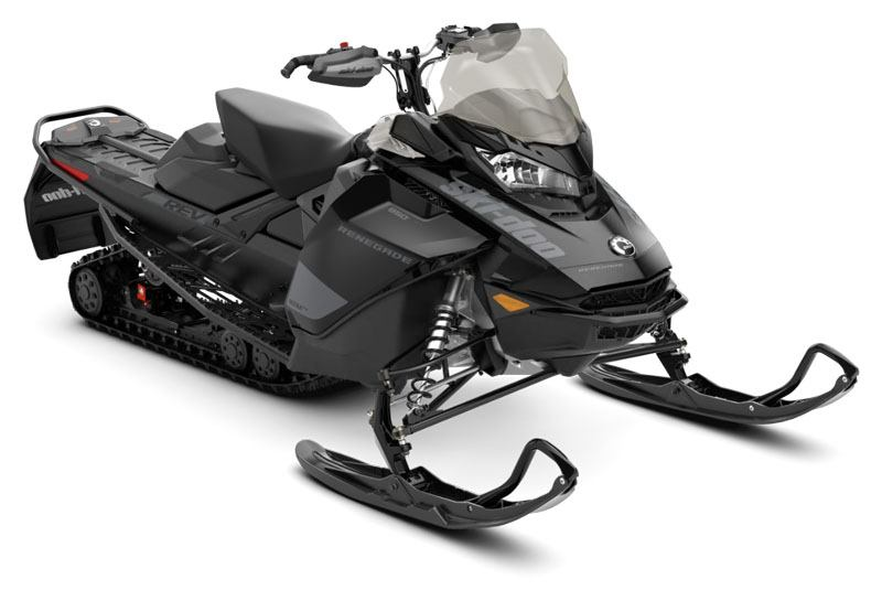 2020 Ski-Doo Renegade Adrenaline 850 E-TEC ES Rev Gen4 (Narrow) in Billings, Montana - Photo 1