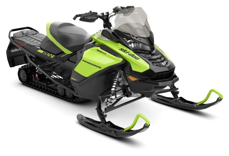 2020 Ski-Doo Renegade Adrenaline  900 Ace Turbo ES  Rev Gen4 (Wide) in Evanston, Wyoming