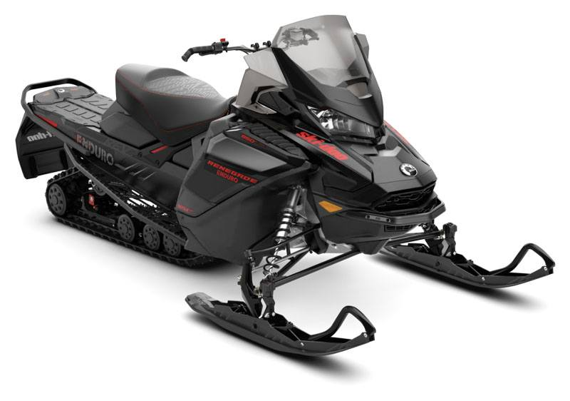 2020 Ski-Doo Renegade Enduro 850 E-TEC ES in Presque Isle, Maine - Photo 1