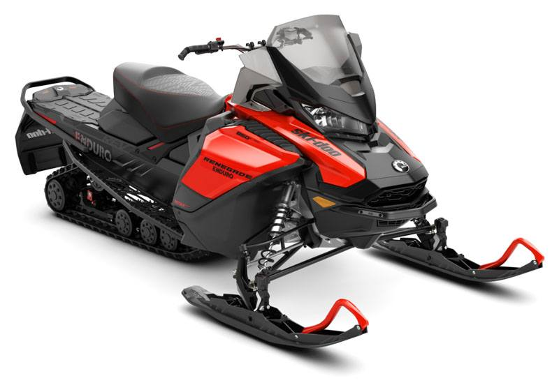2020 Ski-Doo Renegade Enduro 850 E-TEC ES in Augusta, Maine - Photo 1