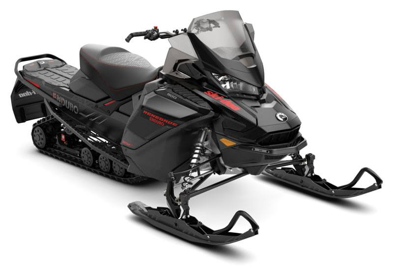 2020 Ski-Doo Renegade Enduro 900 ACE ES in Bennington, Vermont - Photo 1