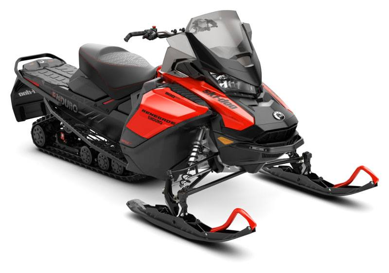 2020 Ski-Doo Renegade Enduro 900 ACE ES in Derby, Vermont - Photo 1