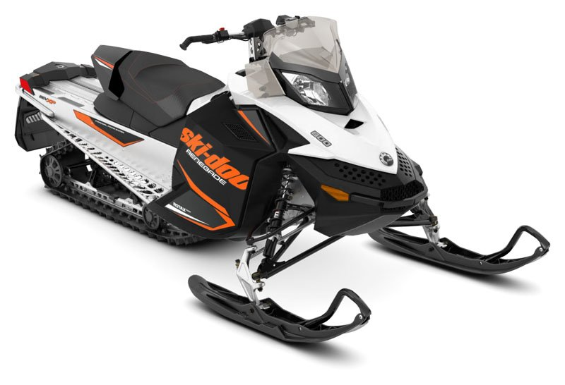 2020 Ski-Doo Renegade Sport 600 Carb ES REV-XP in Presque Isle, Maine