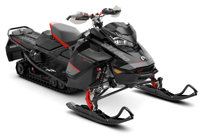 2020 Ski-Doo Renegade X-RS 850 E-TEC ES Adj. Pkg. Ice Ripper XT 1.25 REV Gen4 (Narrow) in Clinton Township, Michigan - Photo 1