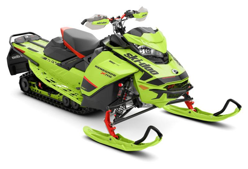 2020 Ski-Doo Renegade X-RS 850 E-TEC ES Ice Ripper XT 1.5 REV Gen4 (Narrow) in Bozeman, Montana - Photo 1