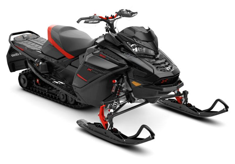 2020 Ski-Doo Renegade X-RS 900 Ace Turbo ES Adj. Pkg. Ripsaw 1.25 REV Gen4 (Wide) in Clinton Township, Michigan - Photo 1