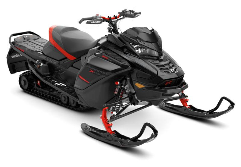 2020 Ski-Doo Renegade X-RS 900 Ace Turbo ES QAS Only Ice Ripper XT 1.25 REV Gen4 (Wide) in Clinton Township, Michigan