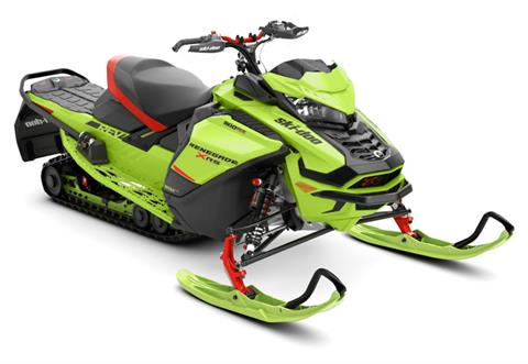 2020 Ski-Doo Renegade X-RS 900 Ace Turbo ES QAS Only Ripsaw 1.25 REV Gen4 (Wide) in Augusta, Maine