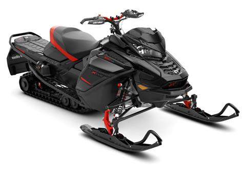 2020 Ski-Doo Renegade X-RS 900 Ace Turbo ES Adj. Pkg. Ice Ripper XT 1.25 REV Gen4 (Wide) in Presque Isle, Maine