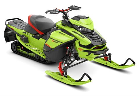 2020 Ski-Doo Renegade X-RS 900 Ace Turbo ES Adj. Pkg. Ice Ripper XT 1.25 REV Gen4 (Wide) in Moses Lake, Washington