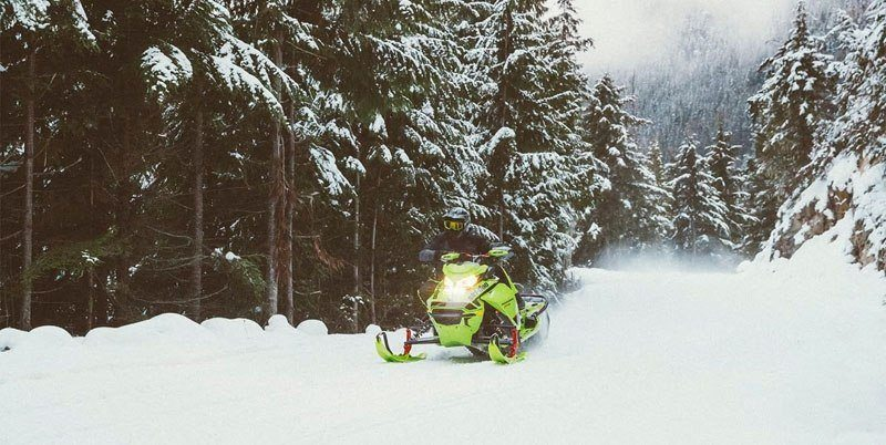 2020 Ski-Doo Renegade X 600R E-TEC ES Adj. Pkg. Ice Ripper XT 1.25 REV Gen4 (Narrow) in Clinton Township, Michigan - Photo 3