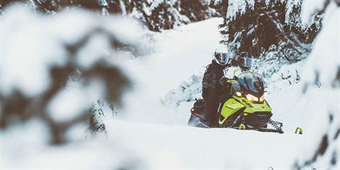2020 Ski-Doo Renegade X 600R E-TEC ES Adj. Pkg. Ripsaw 1.25 REV Gen4 (Narrow) in Cottonwood, Idaho - Photo 5