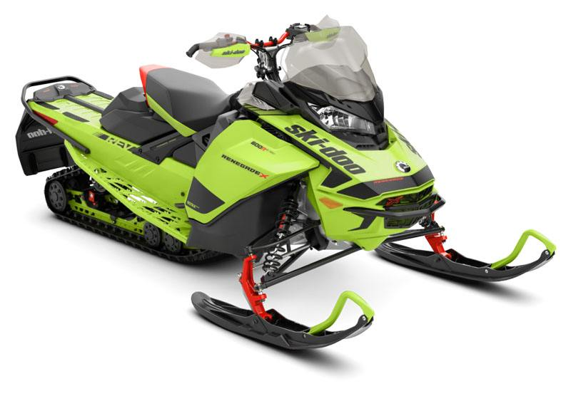 2020 Ski-Doo Renegade X 600R E-TEC ES Ripsaw 1.25 REV Gen4 (Narrow) in Evanston, Wyoming