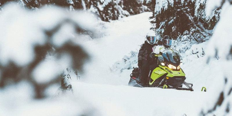 2020 Ski-Doo Renegade X 600R E-TEC ES Ripsaw 1.25 REV Gen4 (Narrow) in Wenatchee, Washington - Photo 5