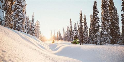 2020 Ski-Doo Renegade X 850 E-TEC ES Adj. Pkg. Ice Ripper XT 1.25 REV Gen4 (Narrow) in Wasilla, Alaska - Photo 2