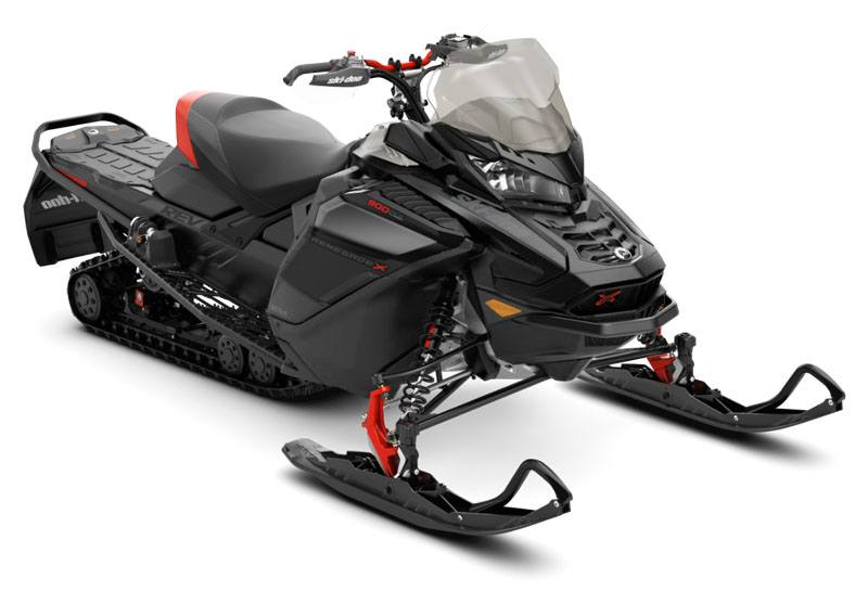 2020 Ski-Doo Renegade X 900 Ace Turbo ES Adj. Pkg. Ice Ripper XT 1.5 REV Gen4 (Wide) in Clinton Township, Michigan - Photo 1