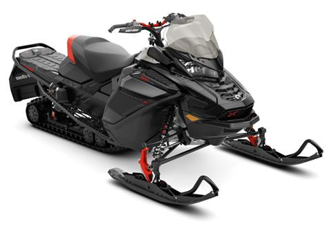 2020 Ski-Doo Renegade X 900 Ace Turbo ES Adj. Pkg. Ripsaw 1.25 REV Gen4 (Wide) in Augusta, Maine