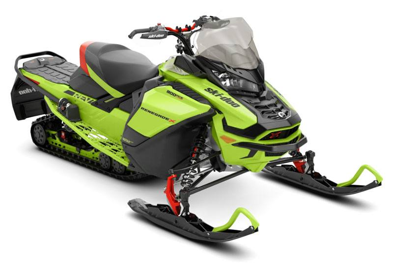 2020 Ski-Doo Renegade X 900 Ace Turbo ES Adj. Pkg. Ripsaw 1.25 REV Gen4 (Wide) in Land O Lakes, Wisconsin - Photo 1