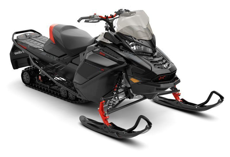 2020 Ski-Doo Renegade X 900 Ace Turbo ES Ice Ripper XT 1.25 REV Gen4 (Wide) in Clinton Township, Michigan - Photo 1