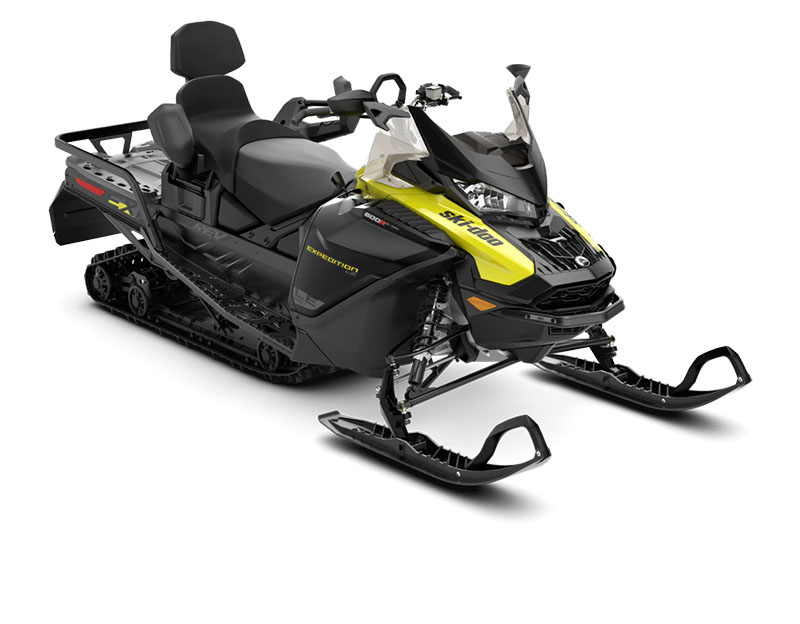 2020 Ski-Doo Expedition LE 154 600R E-TEC ES w/ Silent Cobra WT 1.5 in Presque Isle, Maine - Photo 1