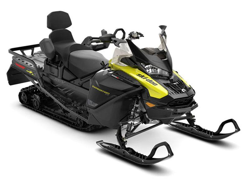 2020 Ski-Doo Expedition LE 154 600R E-TEC ES w/ Silent Cobra WT 1.5 in Bennington, Vermont - Photo 1