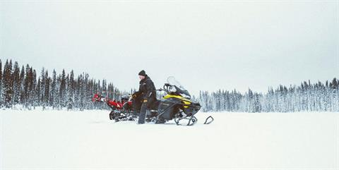 2020 Ski-Doo Expedition SE 154 600R E-TEC ES w/ Silent Ice Cobra WT 1.5 in Unity, Maine - Photo 7