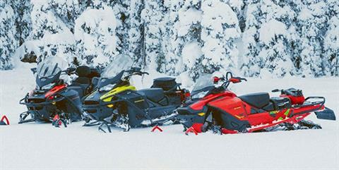 2020 Ski-Doo Expedition SE 154 600R E-TEC ES w/ Silent Ice Cobra WT 1.5 in Unity, Maine - Photo 8