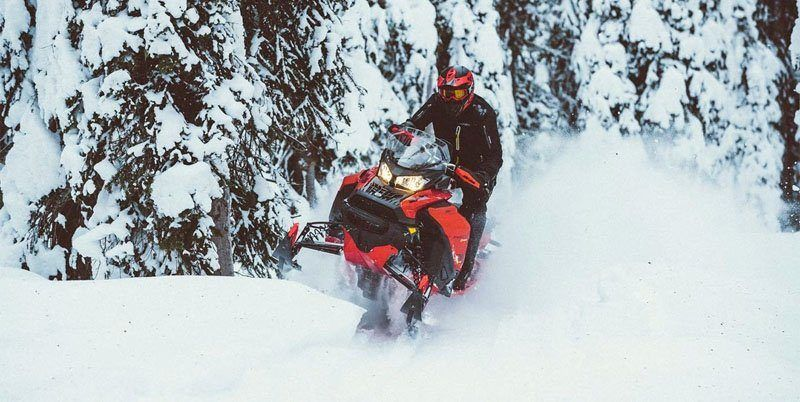2020 Ski-Doo Expedition SE 154 600R E-TEC ES w/ Silent Ice Cobra WT 1.5 in Grimes, Iowa - Photo 9