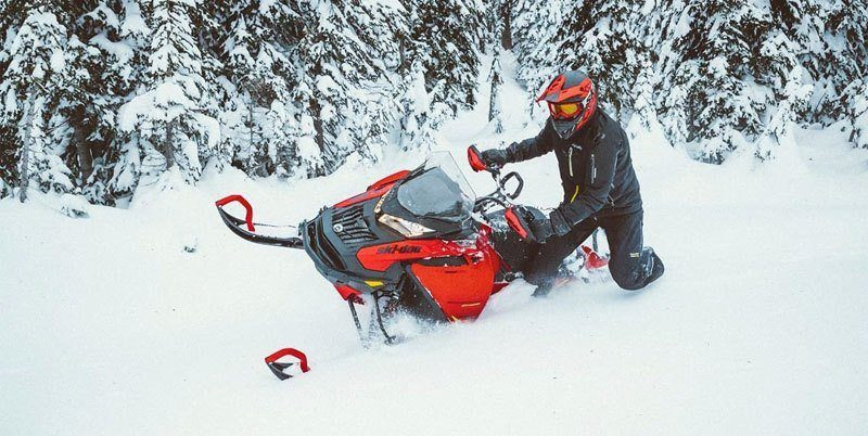 2020 Ski-Doo Expedition SE 154 600R E-TEC ES w/ Silent Ice Cobra WT 1.5 in Unity, Maine - Photo 10