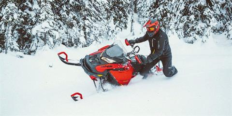2020 Ski-Doo Expedition SE 154 600R E-TEC ES w/ Silent Ice Cobra WT 1.5 in Grimes, Iowa - Photo 10