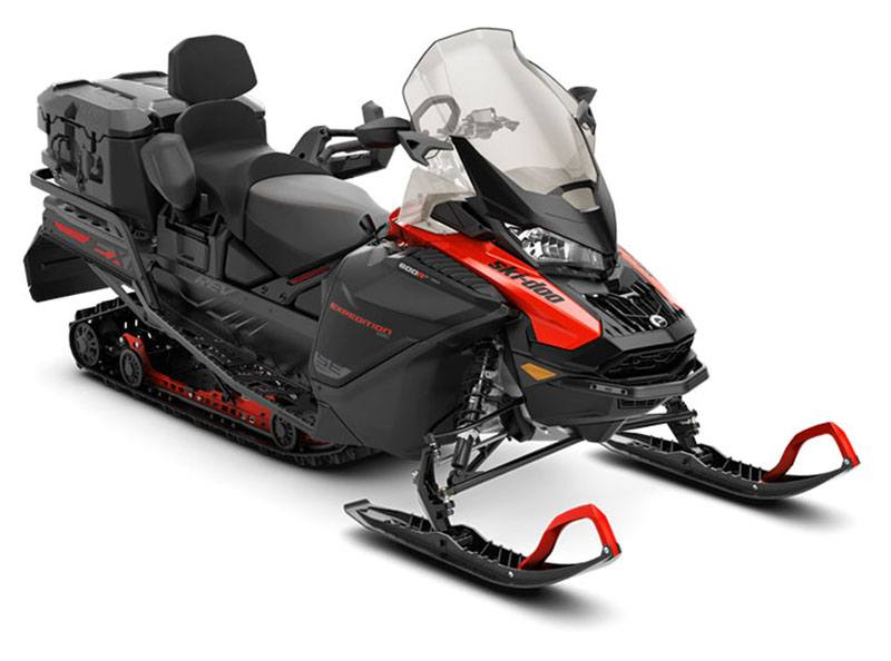 2020 Ski-Doo Expedition SE 154 600R E-TEC ES w/ Silent Ice Cobra WT 1.5 in Wasilla, Alaska - Photo 1