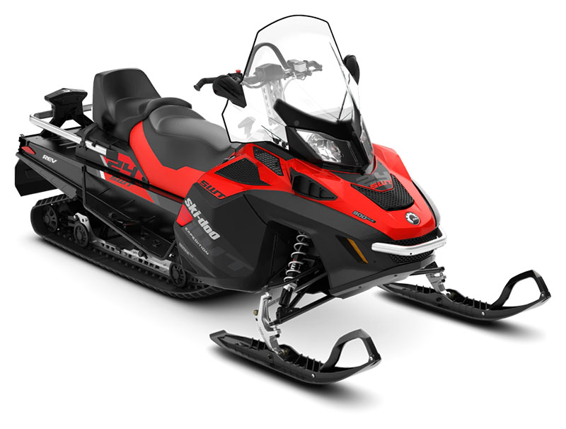 2020 Ski-Doo Expedition SWT 156 900 ACE ES in Augusta, Maine - Photo 1